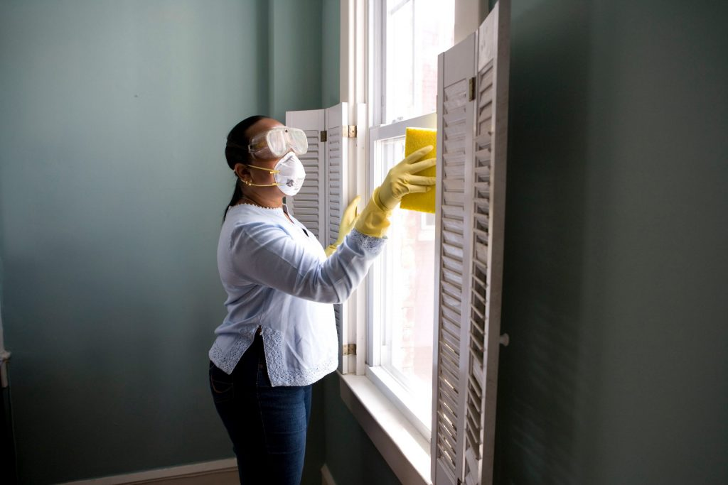 House Cleaning During a Coronavirus Pandemic